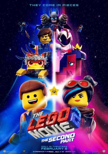The Lego Movie 2: The Second Part 720p
