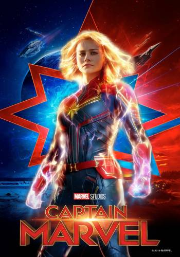 Captain Marvel 1080p